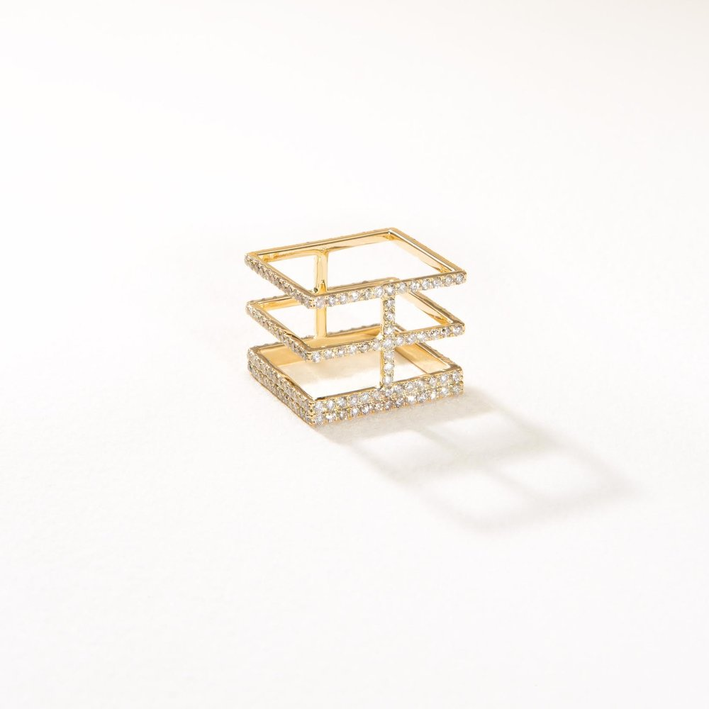 'Between the Lines' Ring: The first piece Sophie sold