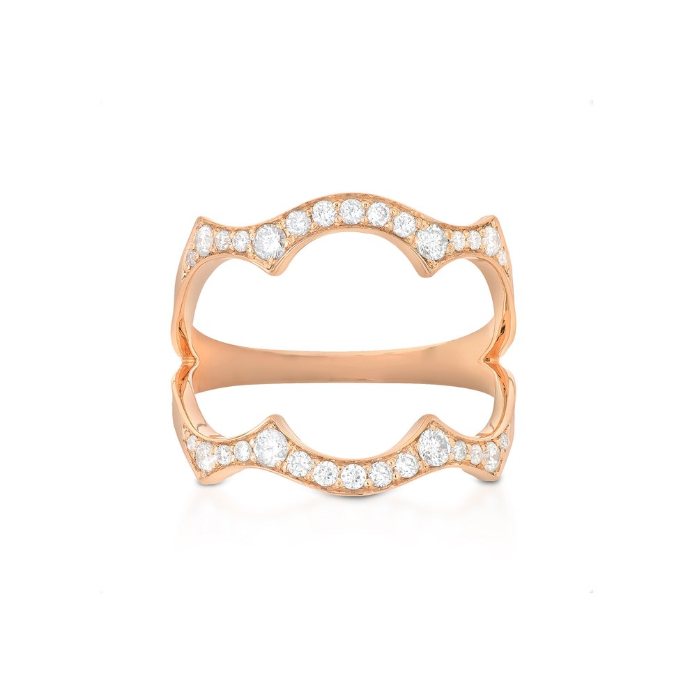 Claw Ring: The first piece designed by Carbon & Hyde