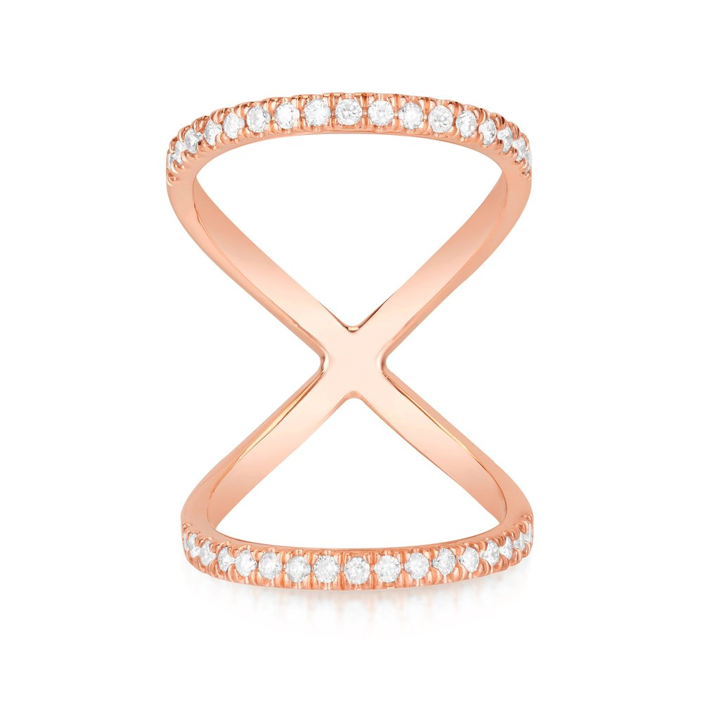 Olympia Mid-Finger Ring