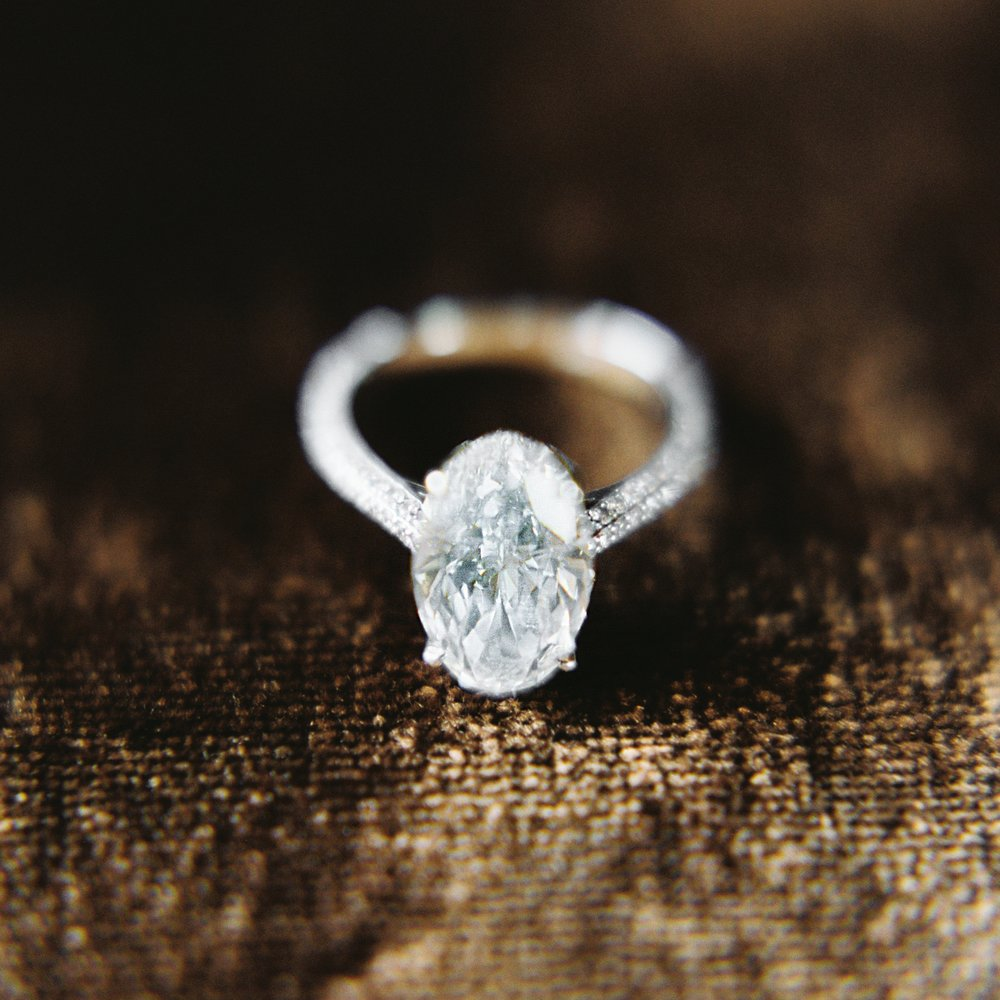 Engagement Rings: Jewelry that makes Oren happiest