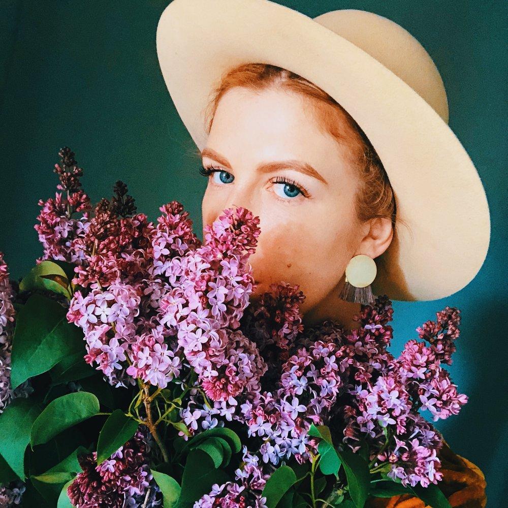 Anna Danilova: Founder and designer of Anna Monet
