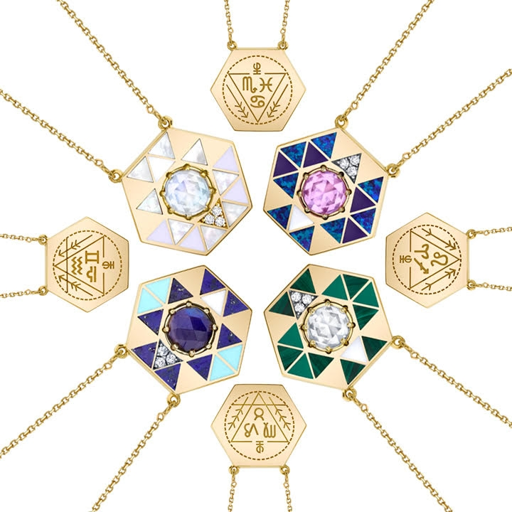 An assortment of Harwell Godfrey jewelry