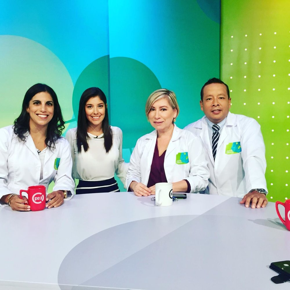 Entrevista en Junta Medica