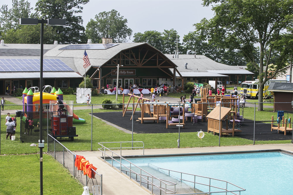 Cradle Beach, the summer camp in Angola for children with special needs and children who are economically disadvantaged, celebrates its annual carnival on Thursday, June 28, 2018.