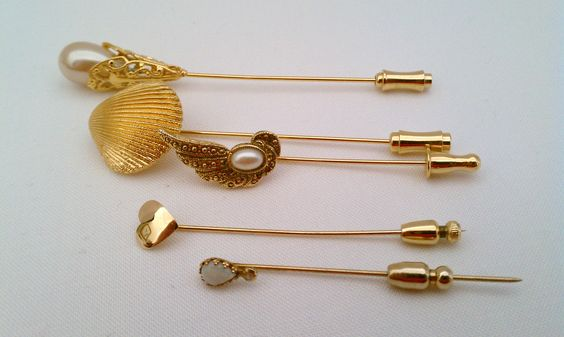 My stick pins