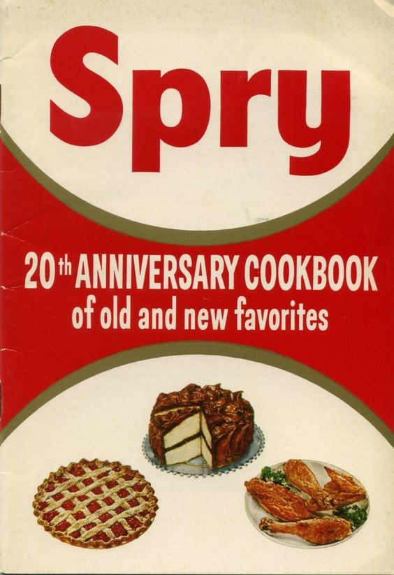 Undated 20th Spry Shortening Recipe booklet
