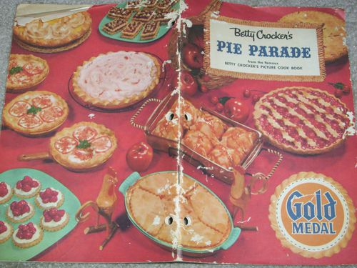 1957 Betty Crocker Pie Parade