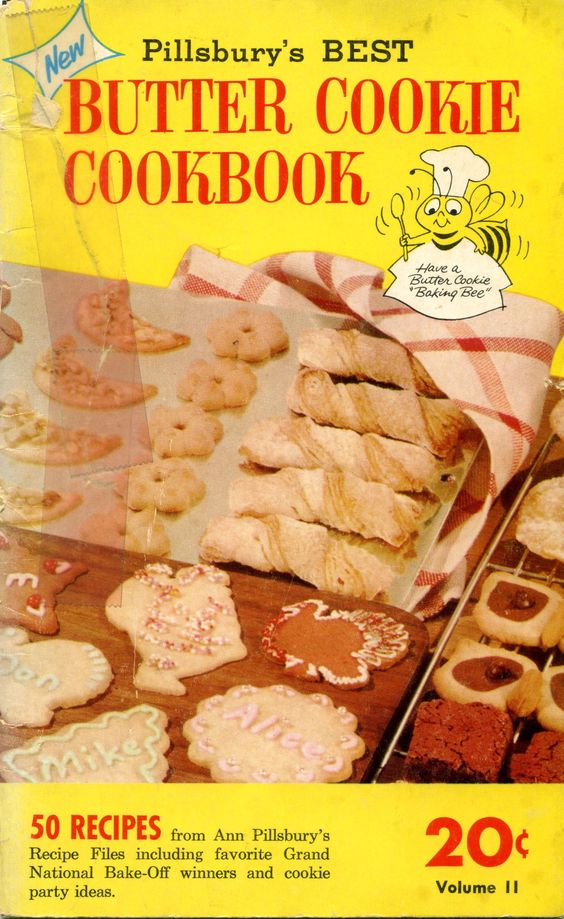 Butter Cookies Vol. II ... Pillsbury