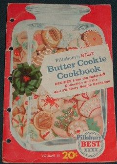 Pillsbury Butter Cookies Vol. III
