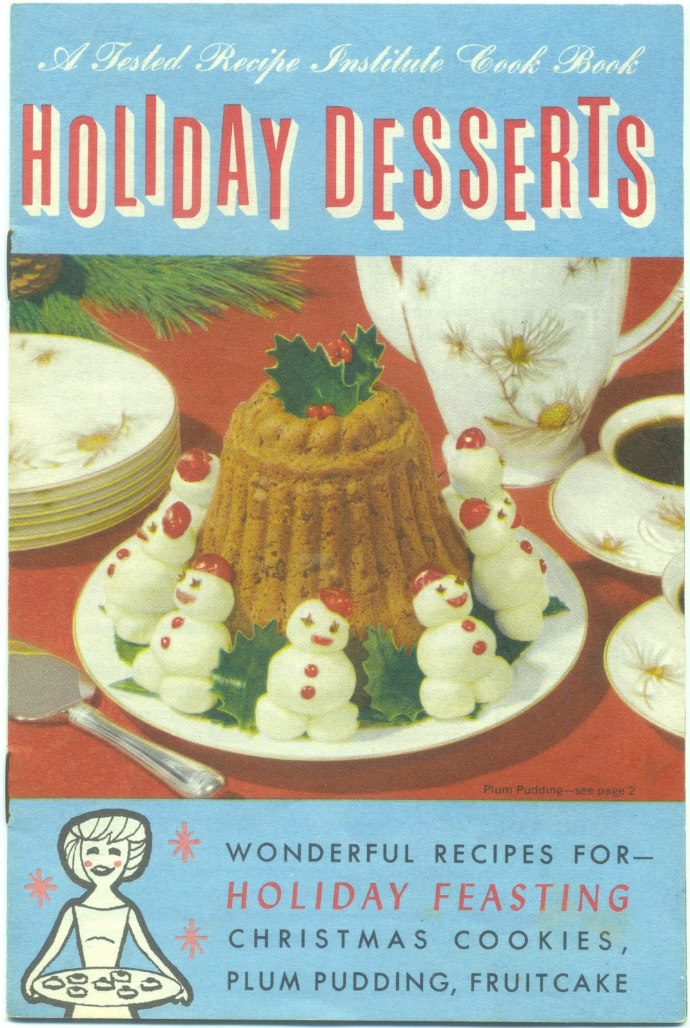 1964 Holiday Desserts
