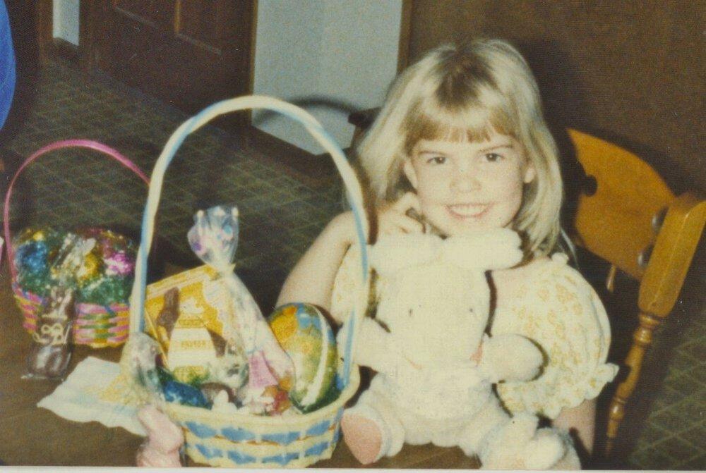 Debra Easter 1980