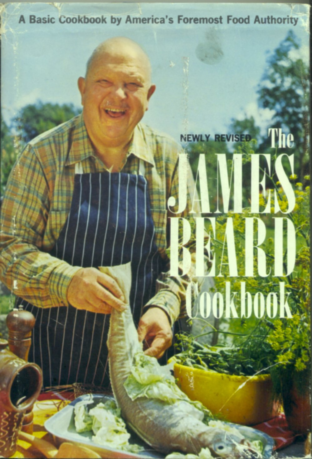 The James Beard Cookbook ... mine is the first USA edition, 3rd printing