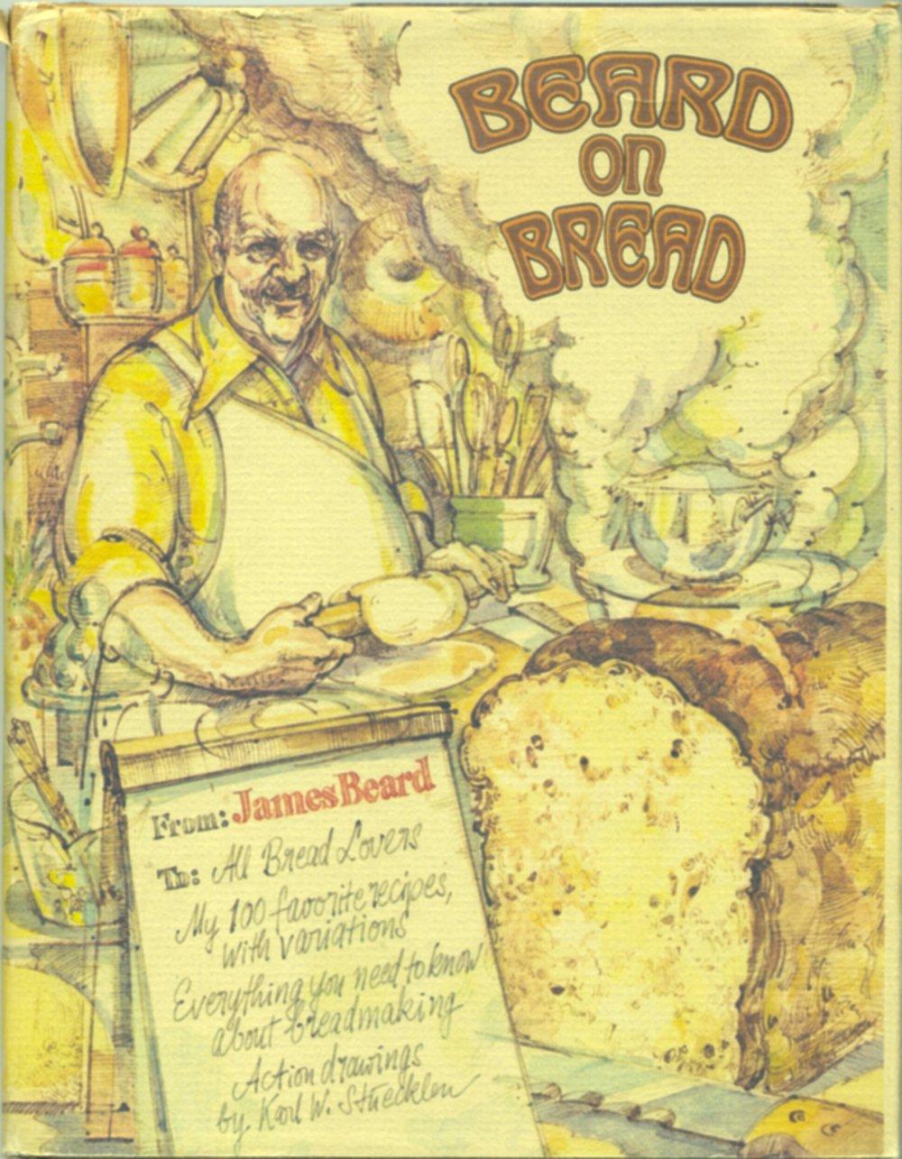 Beard on Bread, Knopf, 1981