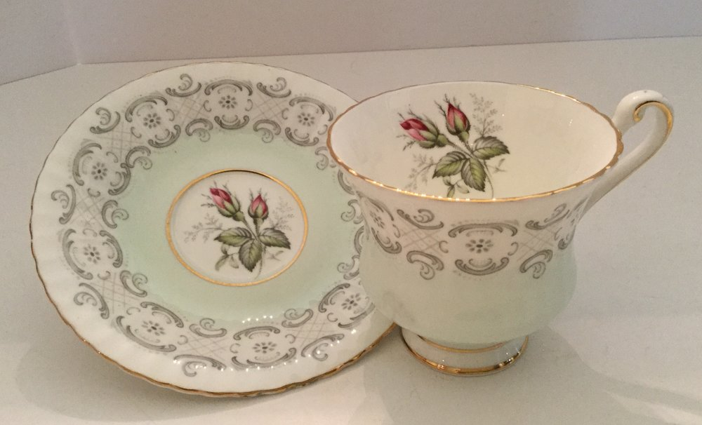 One of my favorites from Paragon China made in England