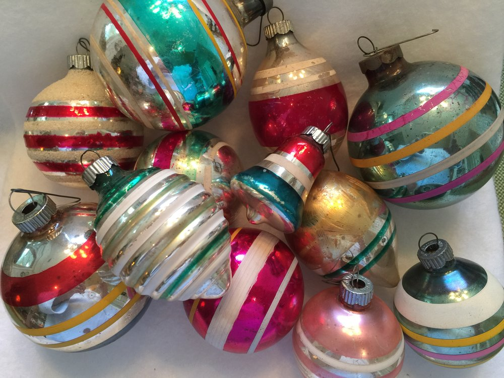 vintage shiny brite ornaments 41jpg - Vintage Shiny Brite Christmas Ornaments