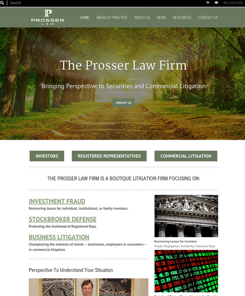 The Prosser Law Firm