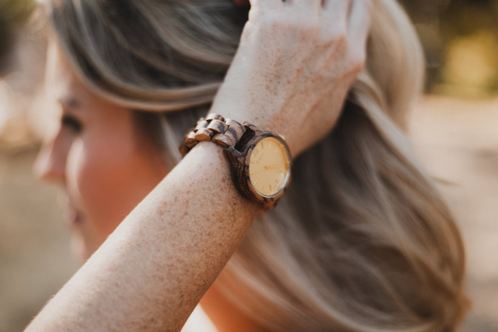 Fall-Inspired Style with JORD Watches
