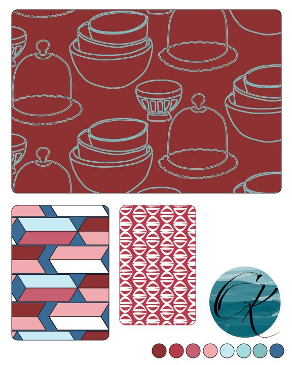 kitchen-red