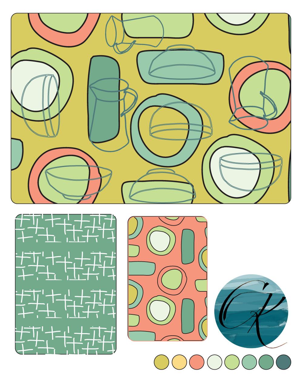 kitchen + pasta collection