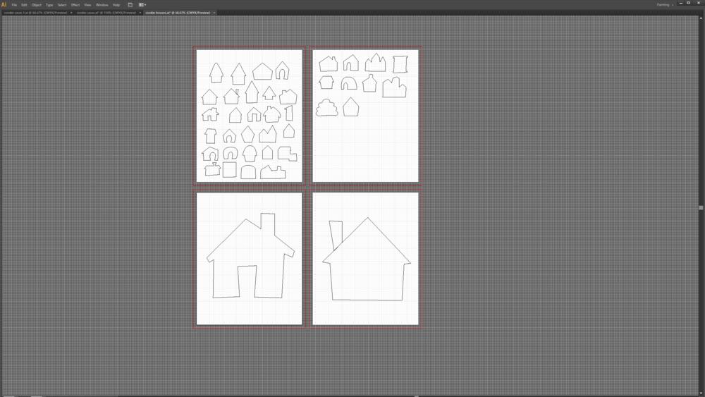 basic frames