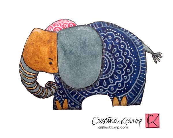 Mama Elefante