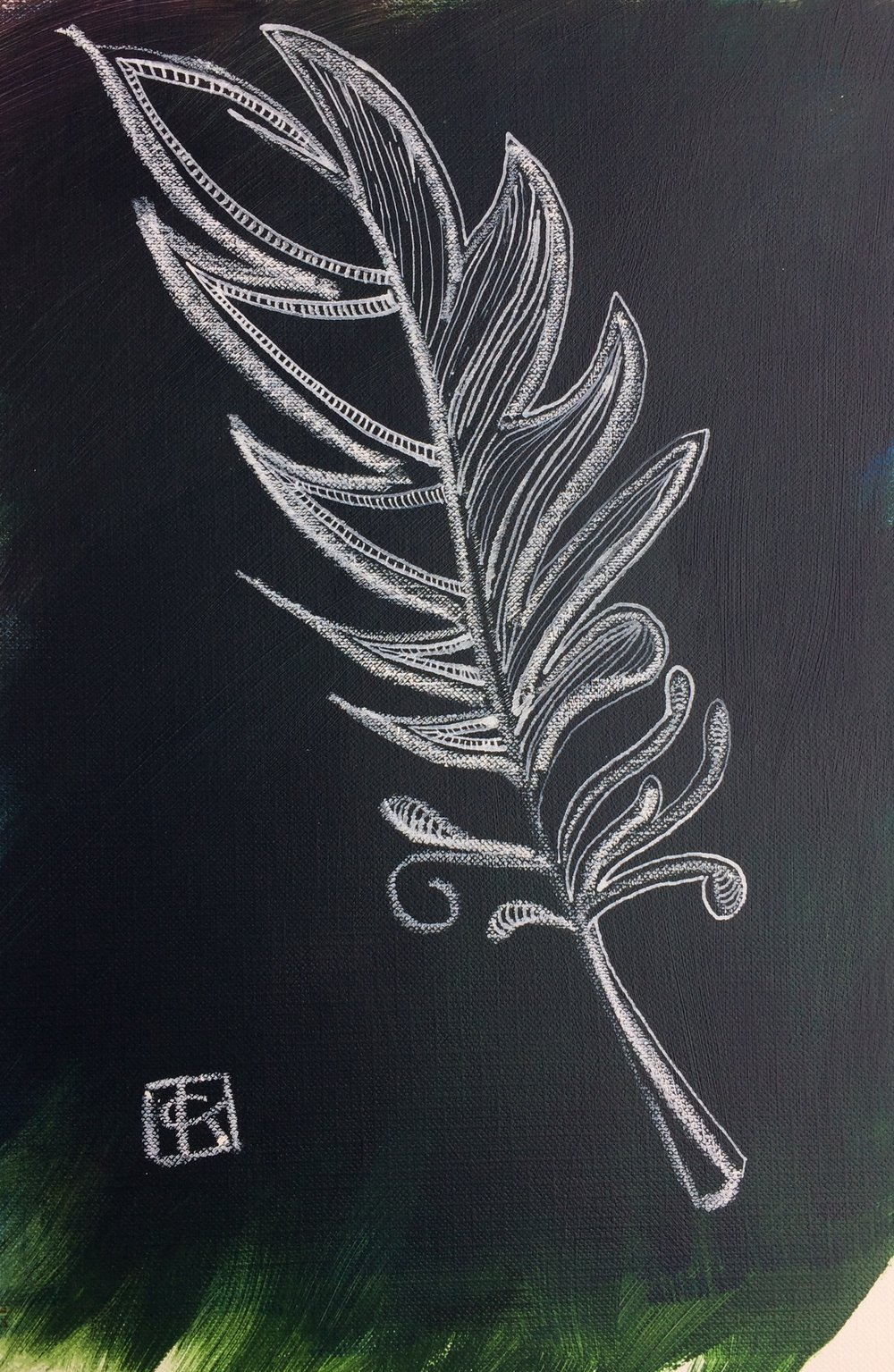 dancing feather final