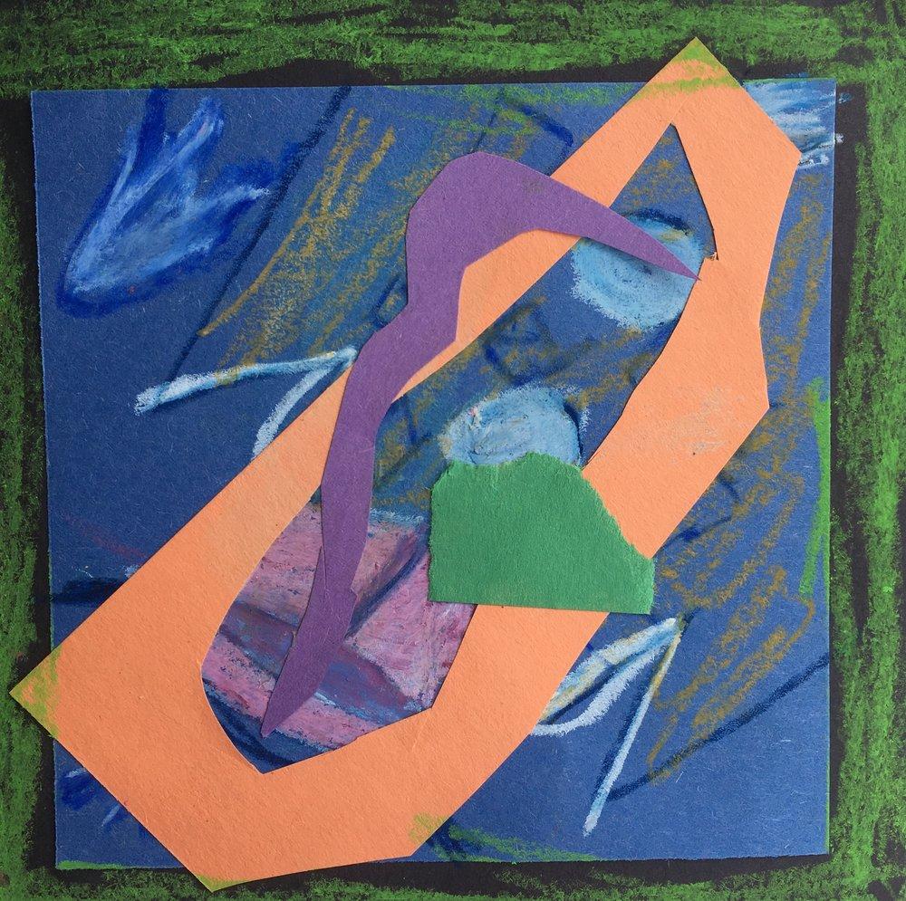 a Matisse art lesson