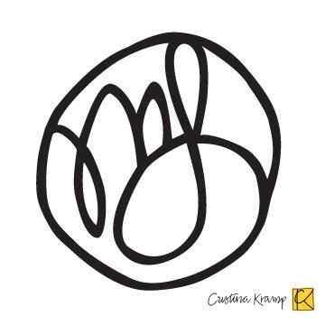 a customized gratitude symbol