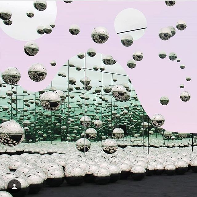 Cannot wait to explore the immersive museum created by one of my FAVOURITE artists, Yayoi Kusama 😍😍 @wndrmuseum #wndrpreview