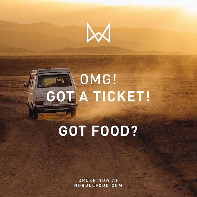 Don't worry we got you covered! For your adventure #home this year we've designed meal kits just for #playa.  Whether you're going early or just as a #weekendwarrior (#sparklepony) we got a plan and food for you!! We love our #Burningman community as this was started out of you. See you out there! 🙏🏽🔥💃🏼