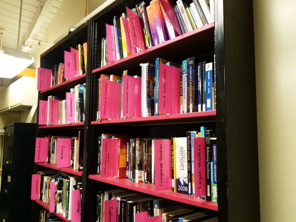 chuck library