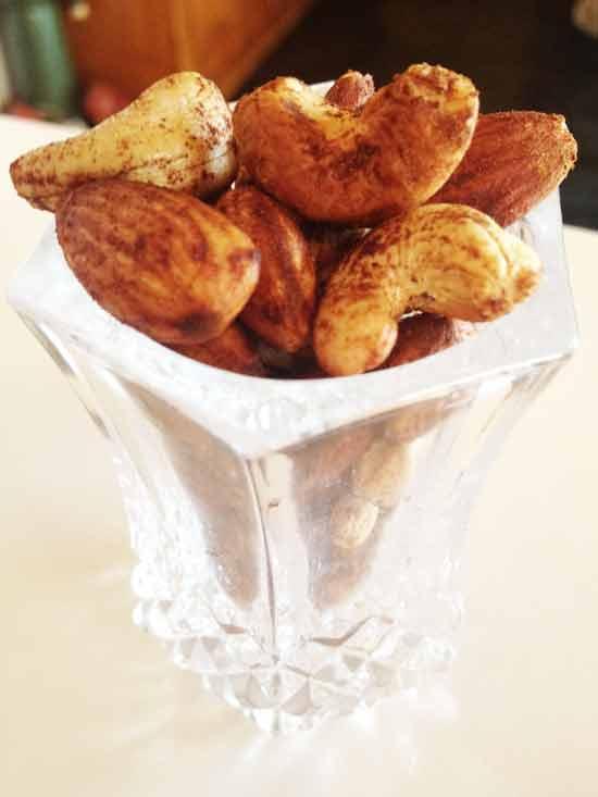 cinnamon-nuts