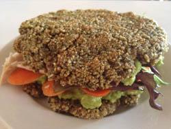 falafel burger 1