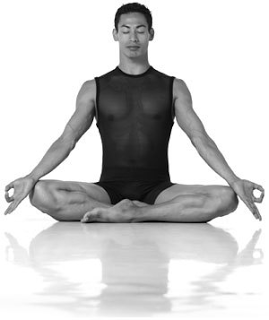 """""""Meditation"""" - it doesn't have to resemble this at all."""