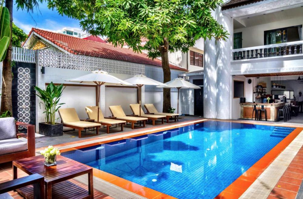 Villa Samnang Resort