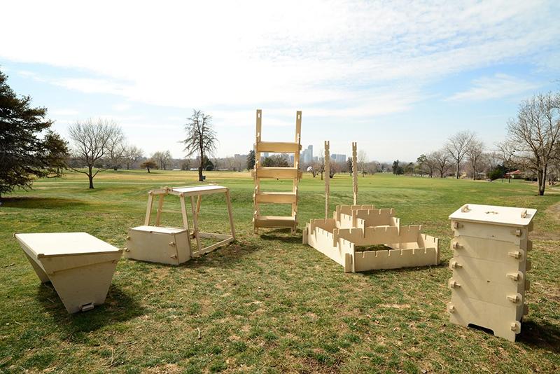 AKER'S open source urban farming kits