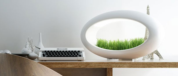 'Grass Lamp' is an example of a 'lifestyle' product
