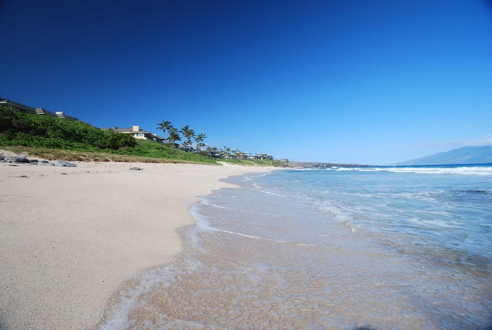 Oneloa Bay (Ironwood Beach)