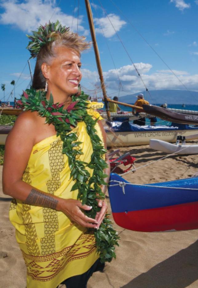 Sharing Hawaiian Ways