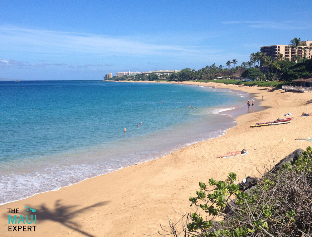 Kahekili Beach Park Airport Beach Kaanapali Maui
