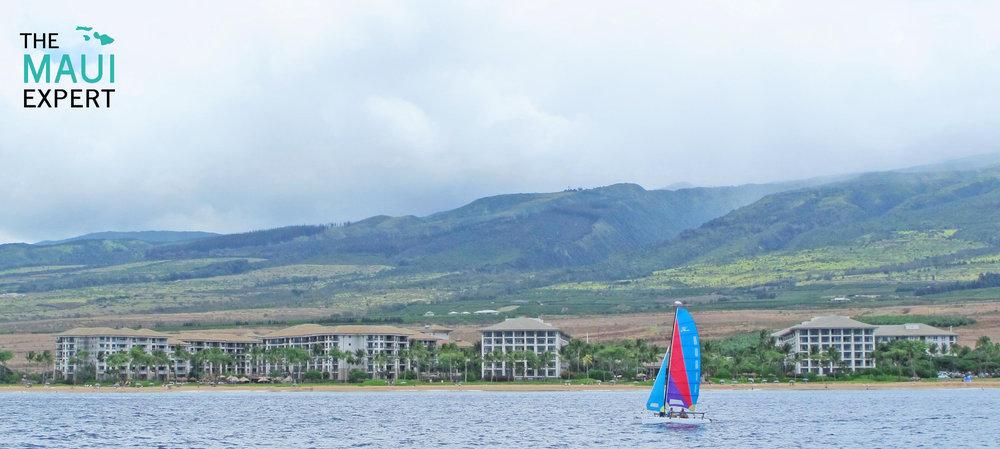 Kahekili Beach Park Airport beach Kaanapali Maui Westin Kaanapali Ocean Resort Villas