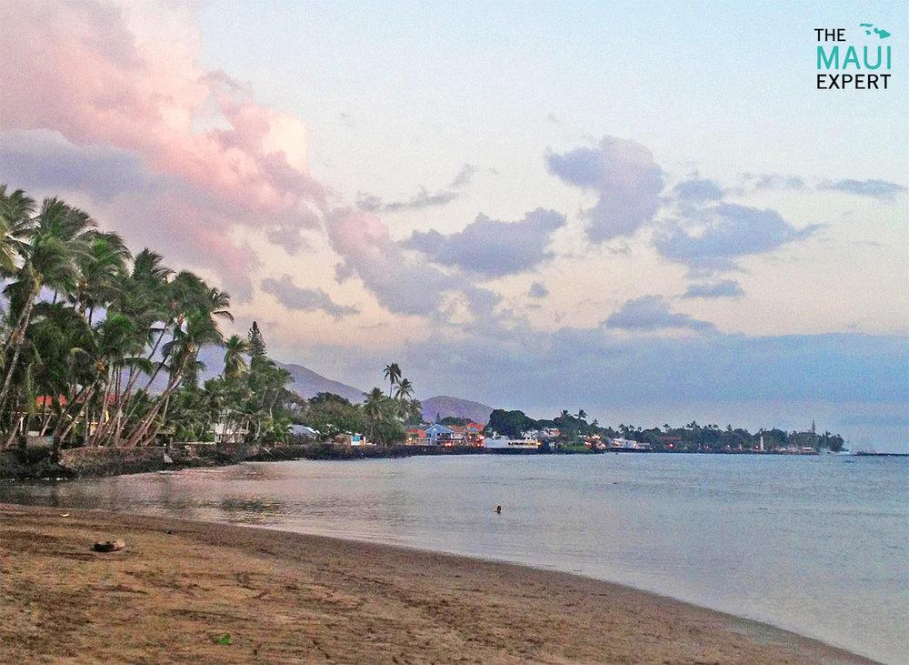 Puunoa Baby Beach Lahaina Maui