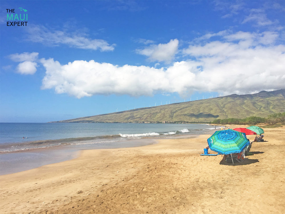 Sugar Beach Kihei Maui