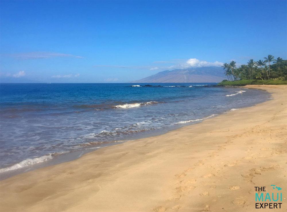 Mokapu Beach Wailea Maui