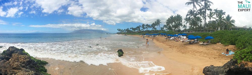 Mokapu Beach Wailea Maui Hawaii Andaz Maui