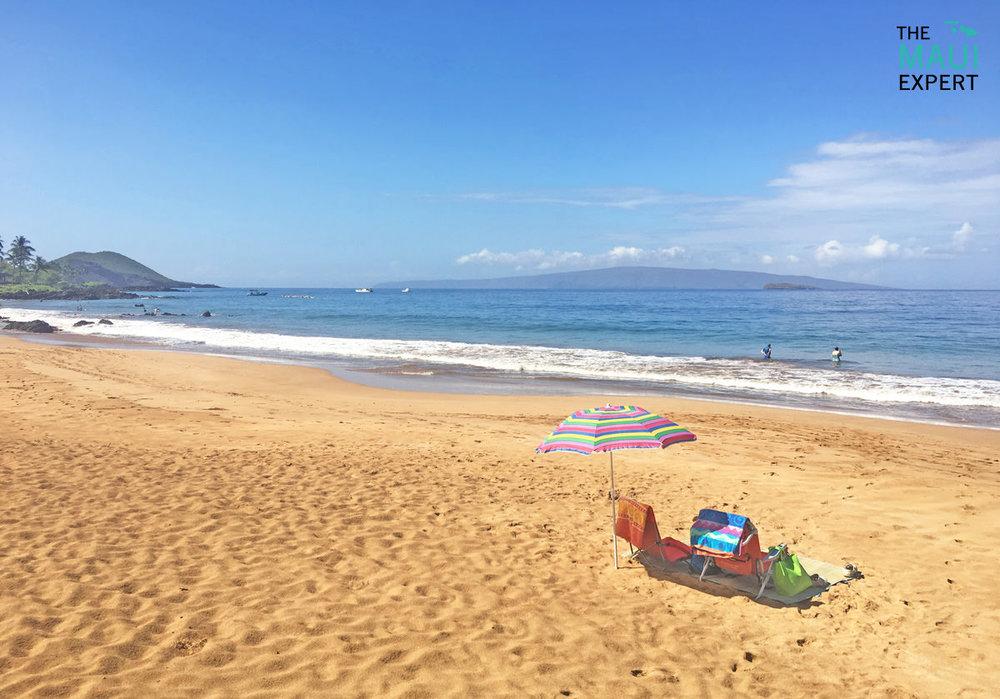 Poolenalena Beach Makena Maui
