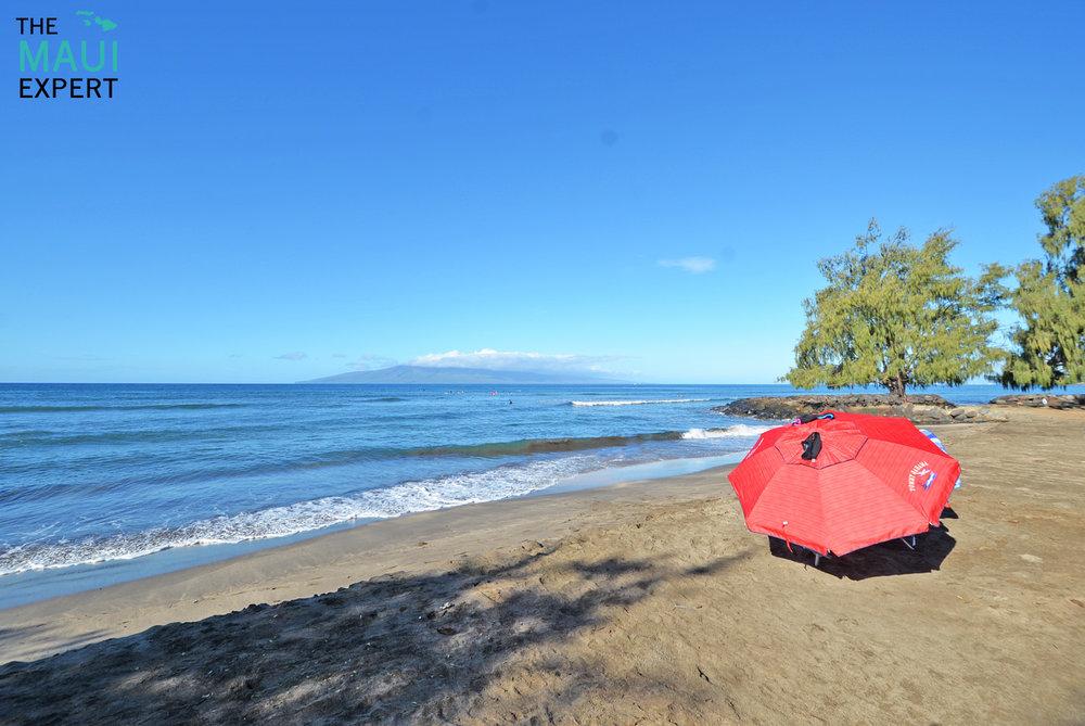 Launiupoko Beach Lahaina Maui