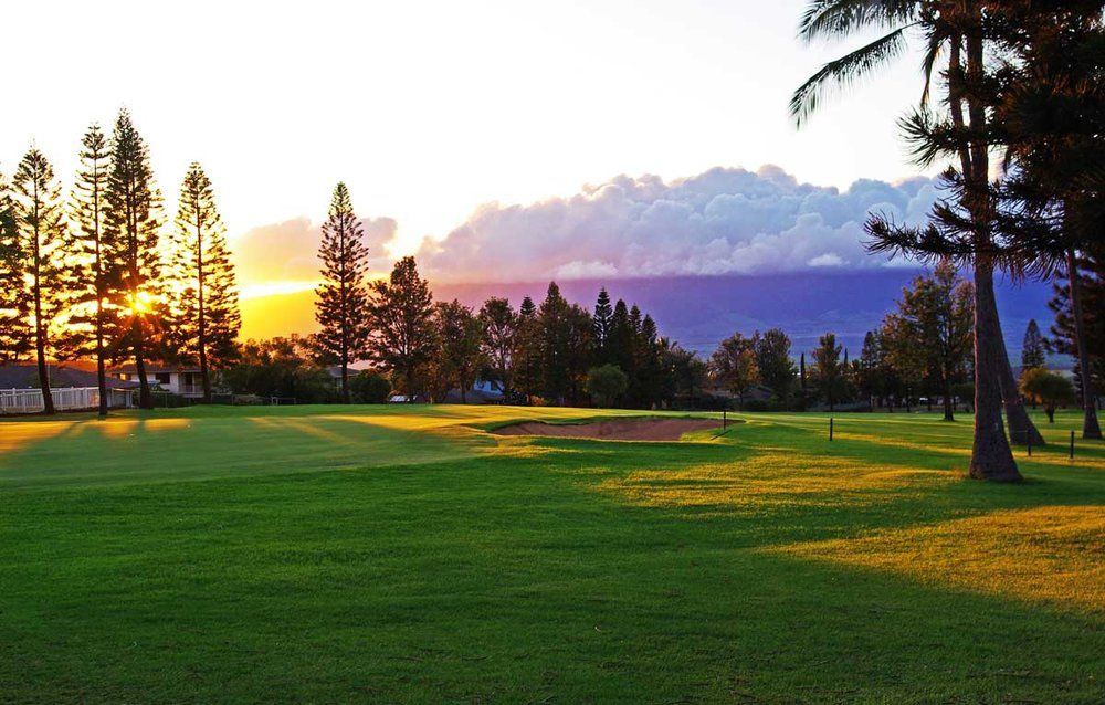 Golf Hawaii On a Budget