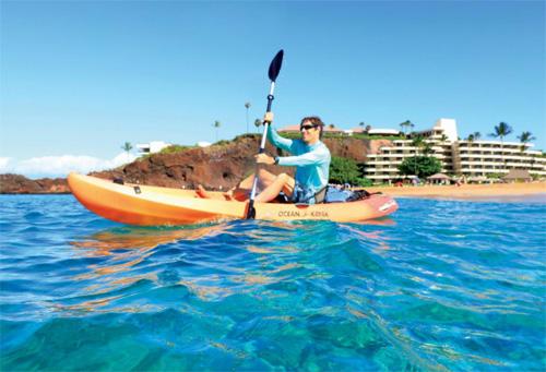 Ka'anapali Kayaking