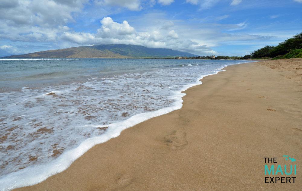Mai Poina 'Oe I'au Beach Kihei Maui